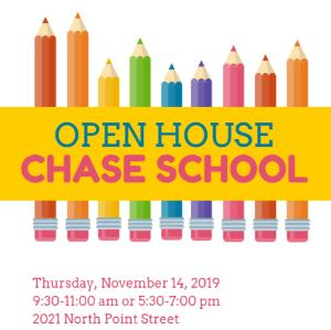Chase Open House