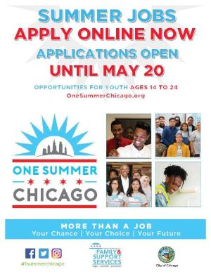 Summer Jobs - Apply Online Now